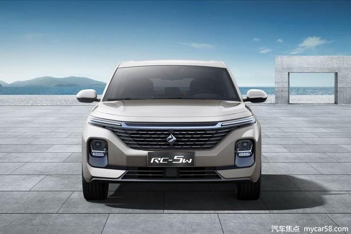 新宝骏RC-5W旅行车渲染图发布,身段更修长且储备能力更充足
