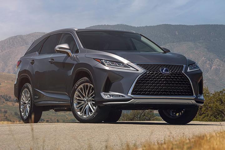 车长5米配大7座,新款雷克萨斯RX上市,售价40.5-80.1万元