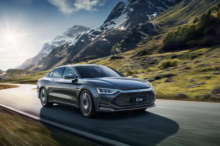 比亚迪汉DM新增尊贵版车型,将与豪华型一起交付