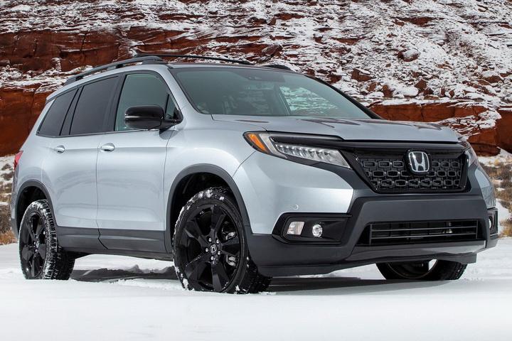 本田海外申报全新SUV车型,带越野套件,预计搭3.5L V6发动机