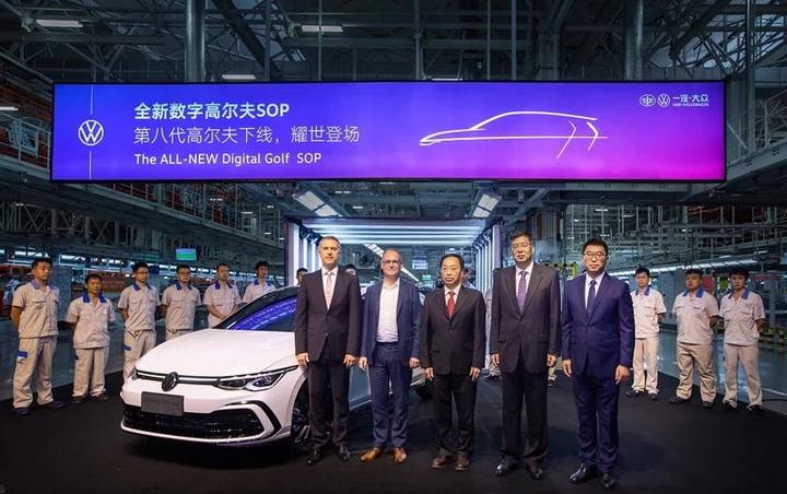 新国产高尔夫未来换装全新1.5T发动机,时间将会与海外同步