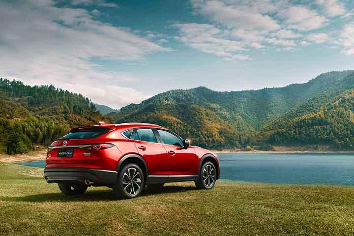 魂动2.0车身,时尚又具运动感!新款马自达CX-4开启预售