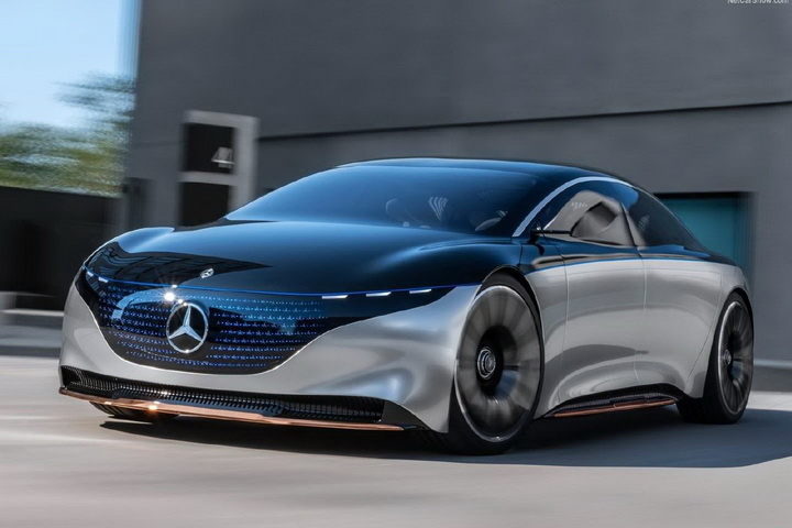 奔驰与宁德时代达成合作,新车EQS续航将超700km,充电将快一倍