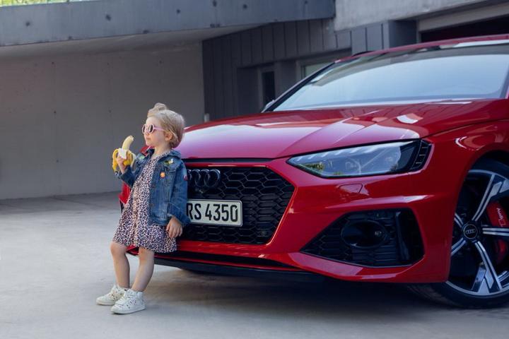 奥迪RS4 Avant投放广告饱受争议,是网友过分解读吗?