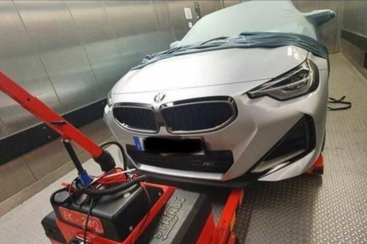新一代2系Coupe信息曝光,纵置后驱布局,带M性能版本