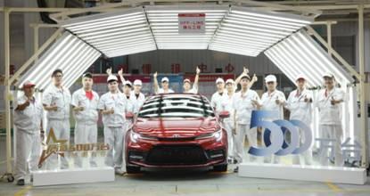 广汽丰田7月销量同比增长20% 威兰达月销突破1万台