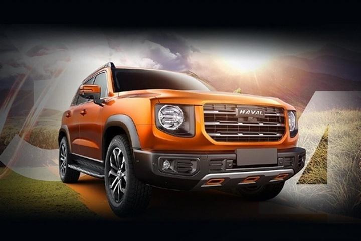 30万级内唯一搭双差速锁的承载式SUV,哈弗大狗8月25号正式上市