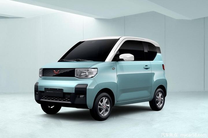 五菱宏光MINI EV订单量破5万,性价比优势凸显!