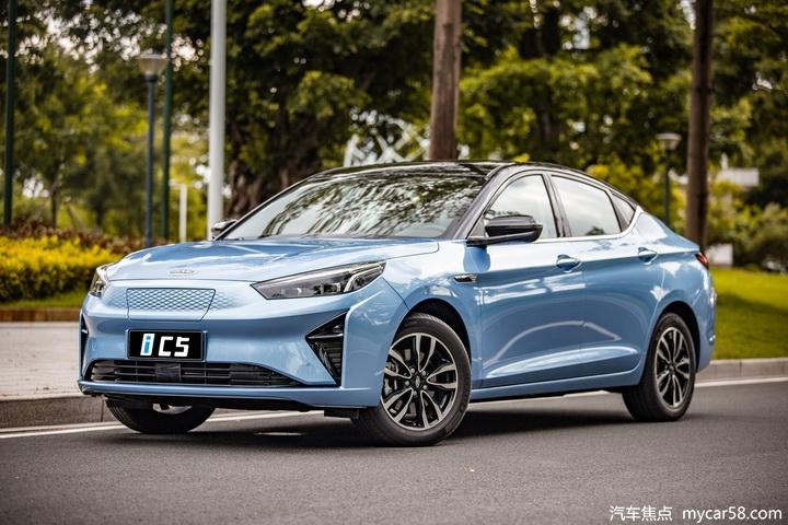 江淮iC5领衔,三款15万级新能源家轿推荐
