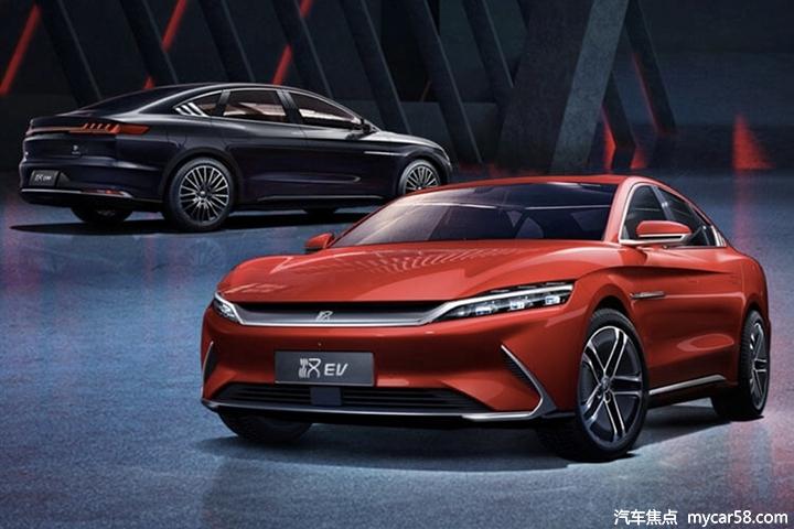 7月中大型轿车销量排行榜:A6L开启疯狂降价,中国品牌崛起了!