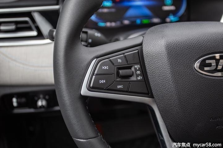 智能配置惊喜十足,续航领先同级竞品,江淮iC5购车指南