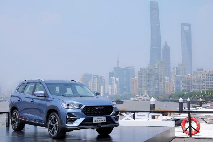 """8.99万起,中国首款""""影院级大SUV""""首发预售"""