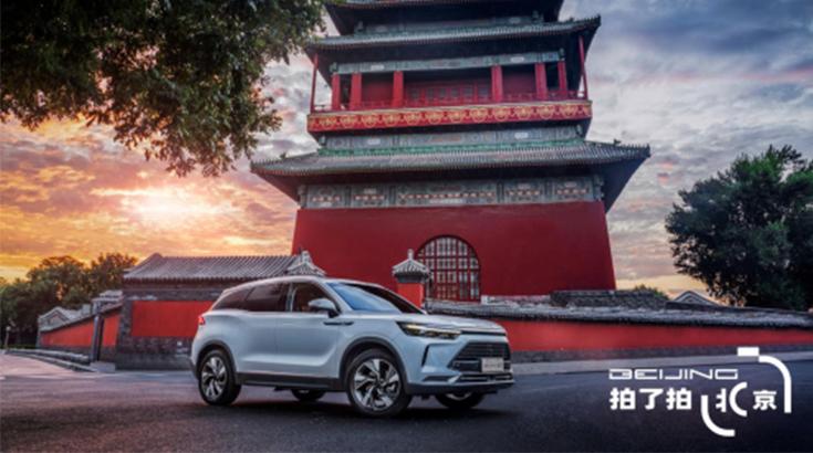 BEIJING拍了拍北京:古典与现代交融,勾勒大都致美盛景