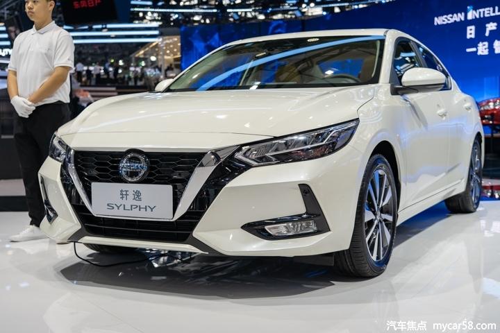 8月轿车销量排行榜:轩逸稳居榜首,雅阁势头强劲