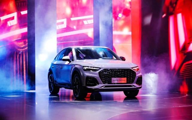 启势立新领未来 一汽-大众奥迪携强大产品阵容,震撼亮相2020北京车展