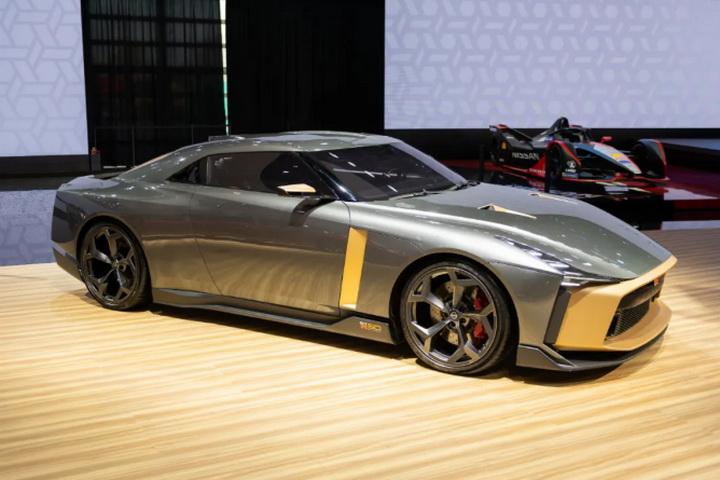 """日产限量版""""战神""""GT-50亮相北京车展,仅限量发售50台"""
