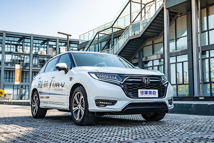 新中产的理想座驾,LINA体验东风本田全新UR-V