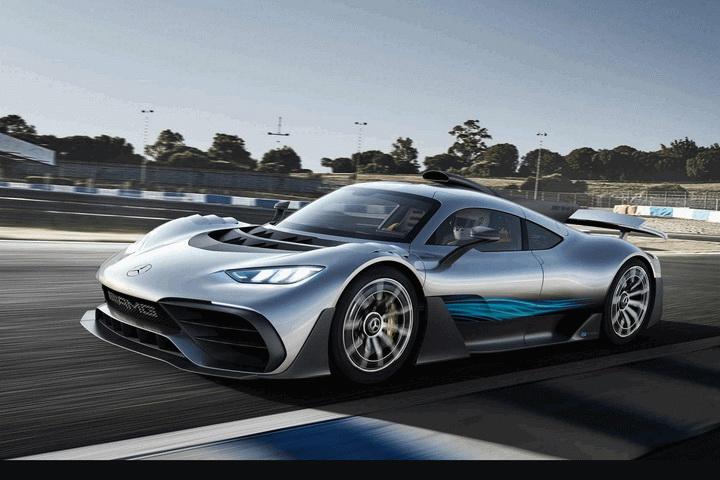 奔驰开启全新超跑计划,插电式混动预计超1200马力