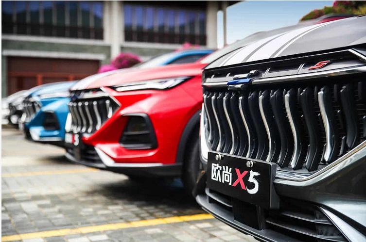 10万级主流SUV价值新标杆! 试驾欧尚X5