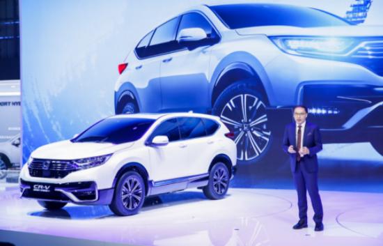 东风Honda第二款纯电SUV即将在广州车展上市
