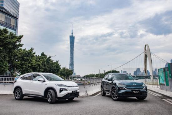 东风Honda纯电SUV—M-NV越级感受 驾享羊城