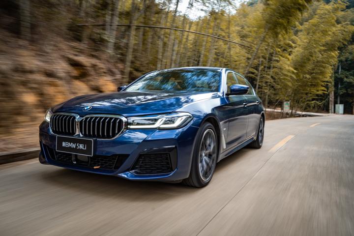 """诠释""""生活""""定义,试驾体验全新BMW 5系"""