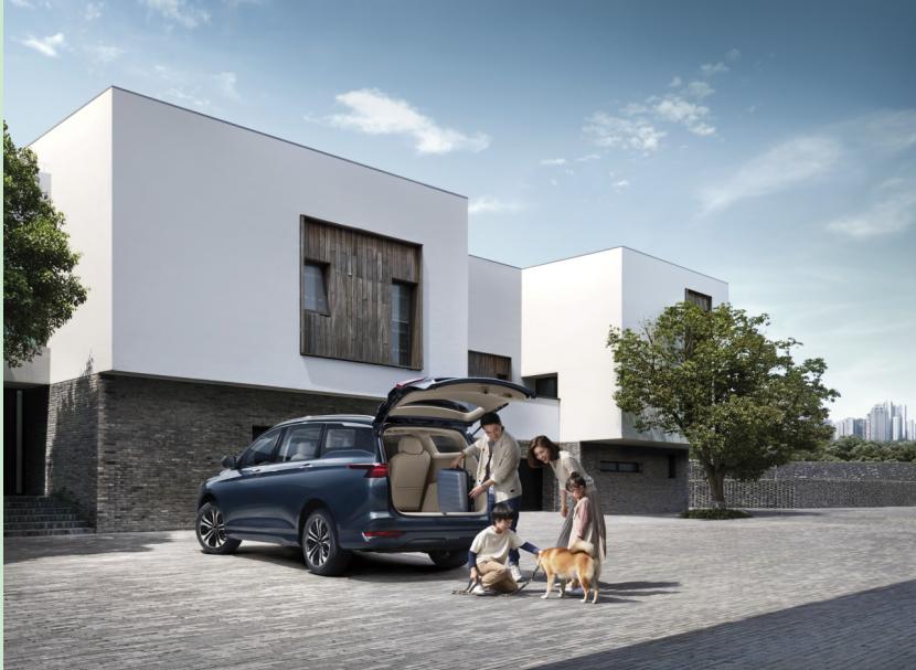五菱凯捷现象级热销,首月销量7049辆,开启大四座家庭用车新时代