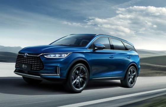比亚迪唐EV新增车型将于12月上市,搭最新刀片电池,续航里程达505KM!