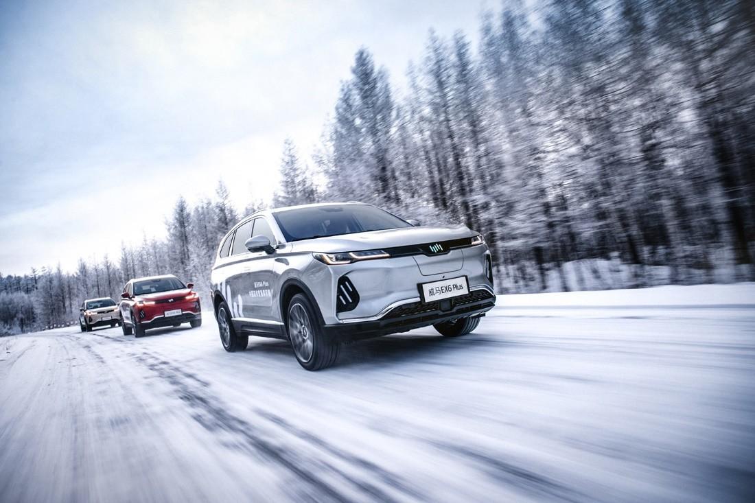 11月纯电动SUV上险数排行,威马EX5拔得头筹稳坐冠军之位