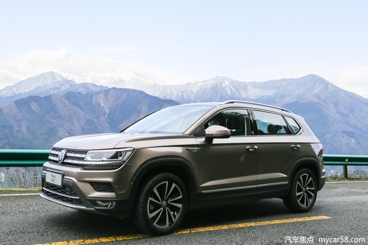 它是大众最好卖的紧凑型SUV,月销超万辆,轴距更胜CR-V!