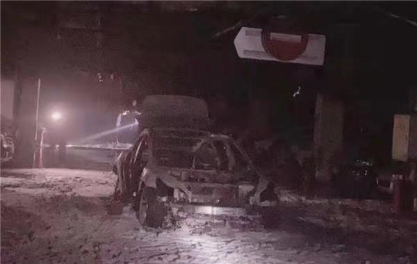 特斯拉Model 3自燃爆炸 宁德时代:车辆并未搭载公司磷酸铁锂电池