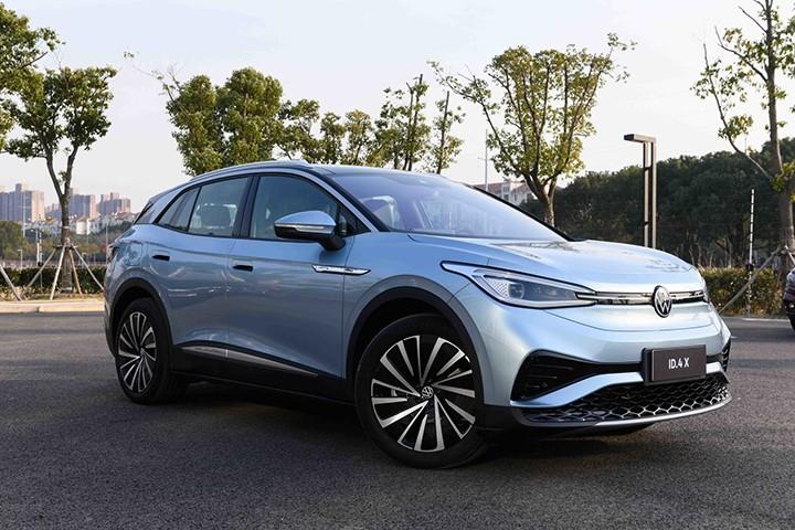 上汽大众首款纯电SUV正式开启预售,起售价格不超20万