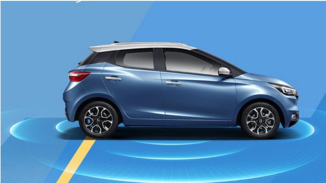 小雷达,春节回家就开这款新能源国民车