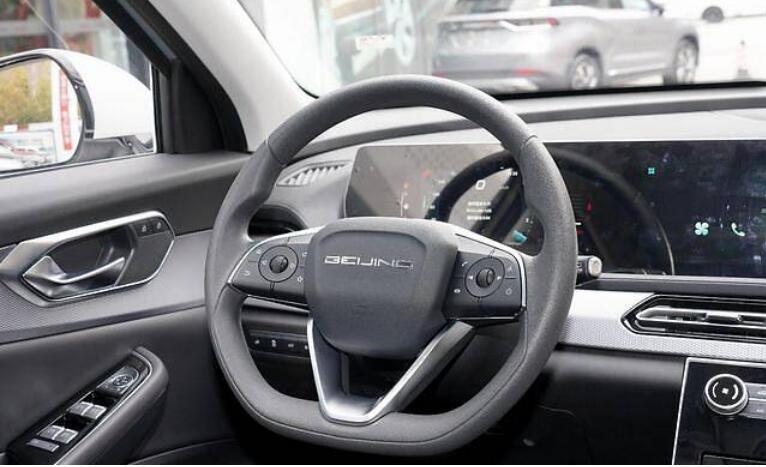懂车人的福利来了!BEIJING-X7贺岁限量版 诚意满满