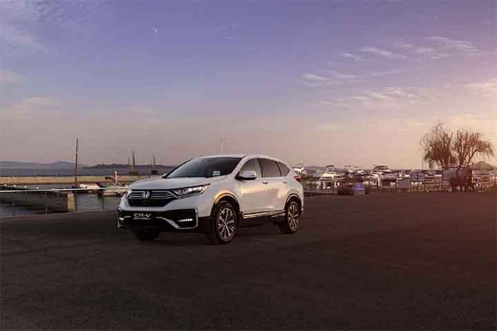 首个燃油、混动、插混三动力SUV车型!CR-V锐·混动e+要来了