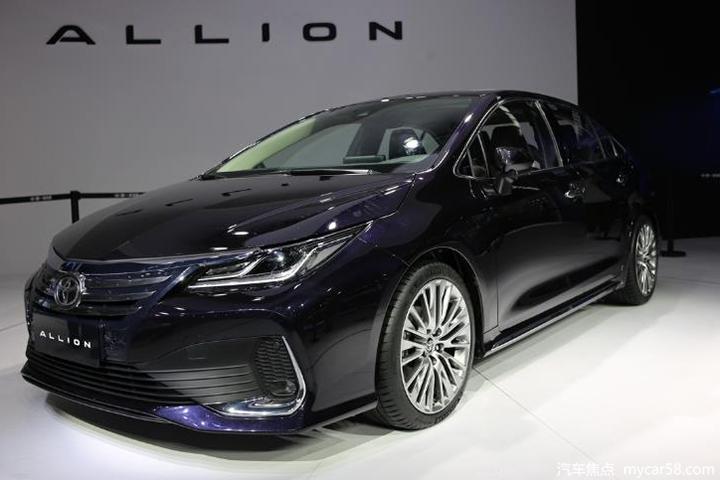 丰田新车正式定名亚洲狮,将与亚洲龙形成产品体系