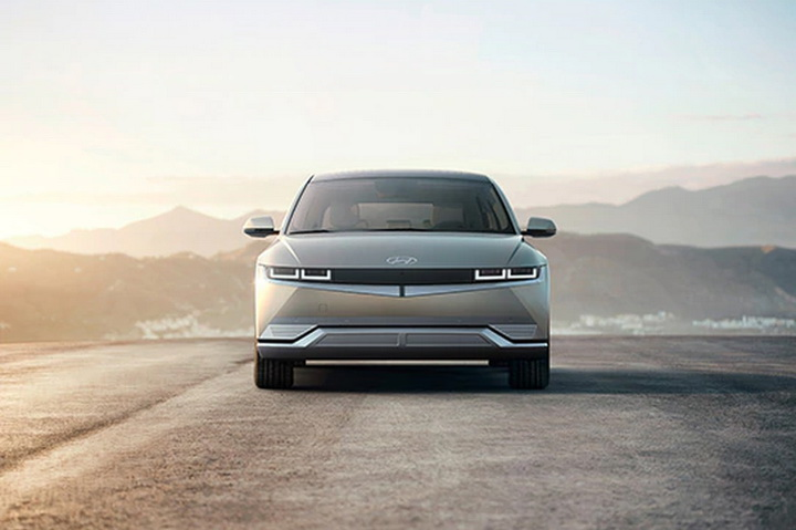 纯电中型SUV现代IONIQ 5有望年内国产,最大续航达600km