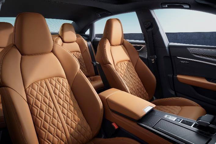 旗舰领跑,进击未来,全新奥迪A7L刷新奥迪品牌国产豪华新高度