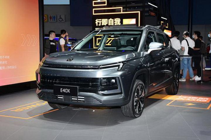 预售13万元起,思皓E40X将5月16日上市,值得期待吗?