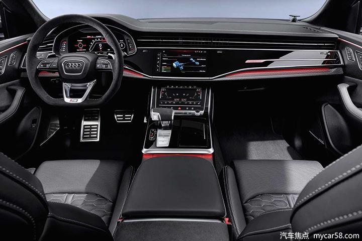 搭Urus同款动力,预售价147万,奥迪RS Q8即将上市