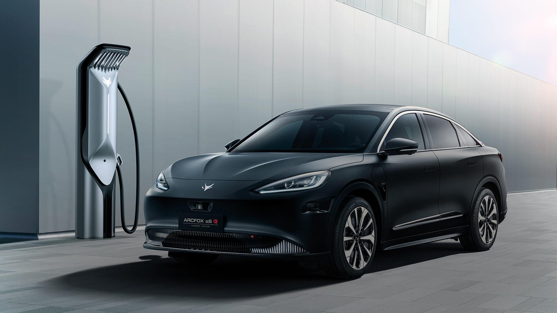 中央定调新能源汽车发展  北汽蓝谷夯实技术与产品根基