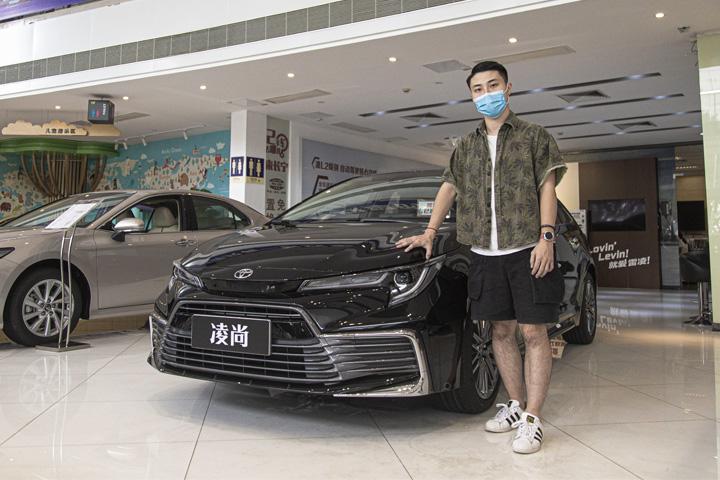A+级轿车市场又一得力战将,广汽丰田凌尚静态解析
