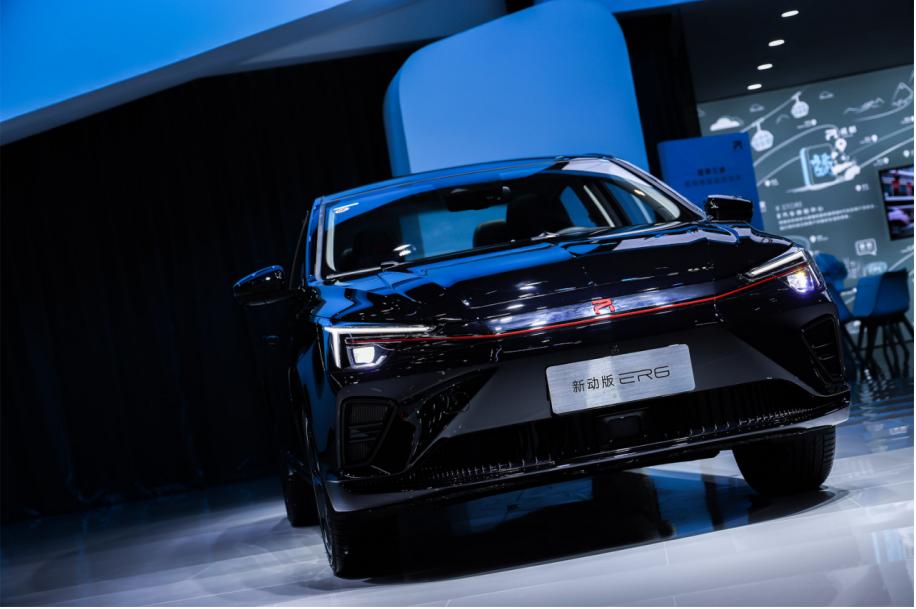 量产版ES33 2021成都车展重磅首秀