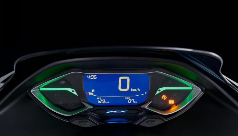 城市摩托车人气担当,Honda新款PCX160+NSS350焕色发布