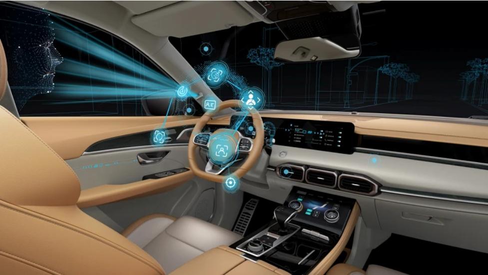 捷途x70诸葛版:燃油车+智能座舱的组合,你心动了吗?