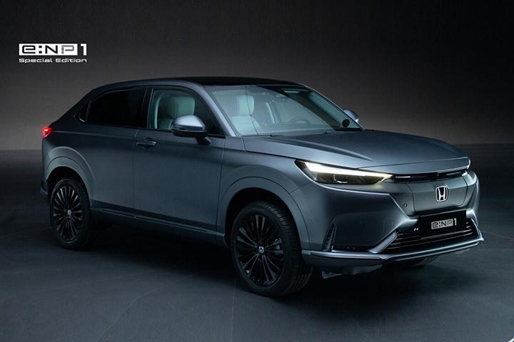 动真格了!本田e:N系列正式发布,两款新车明年上市