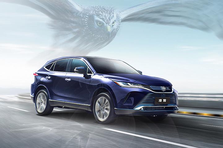 22万元起,一汽丰田凌放预售价公布,广州车展上市!
