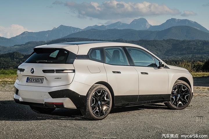 进口、纯电、高性能!宝马iX将于广州车展正式上市